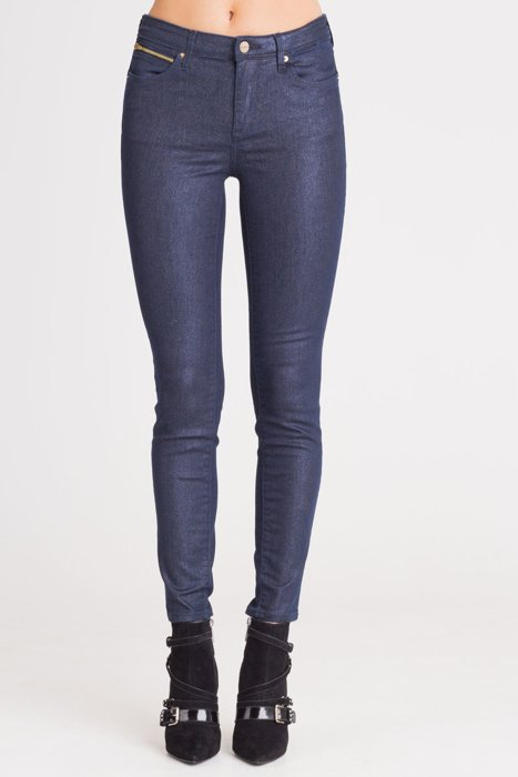 9cbfc973 Granatowe jeansy damskie Curve X   Marki Premium w sklepie Velpa.pl