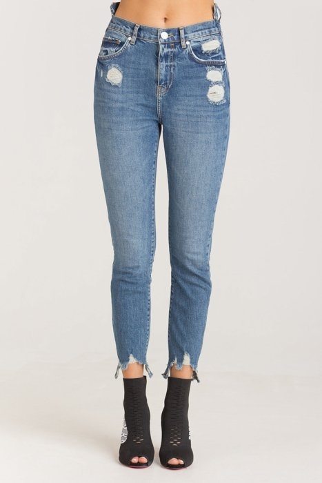 JEANSY TAYLOR SKINNY FIT PINKO