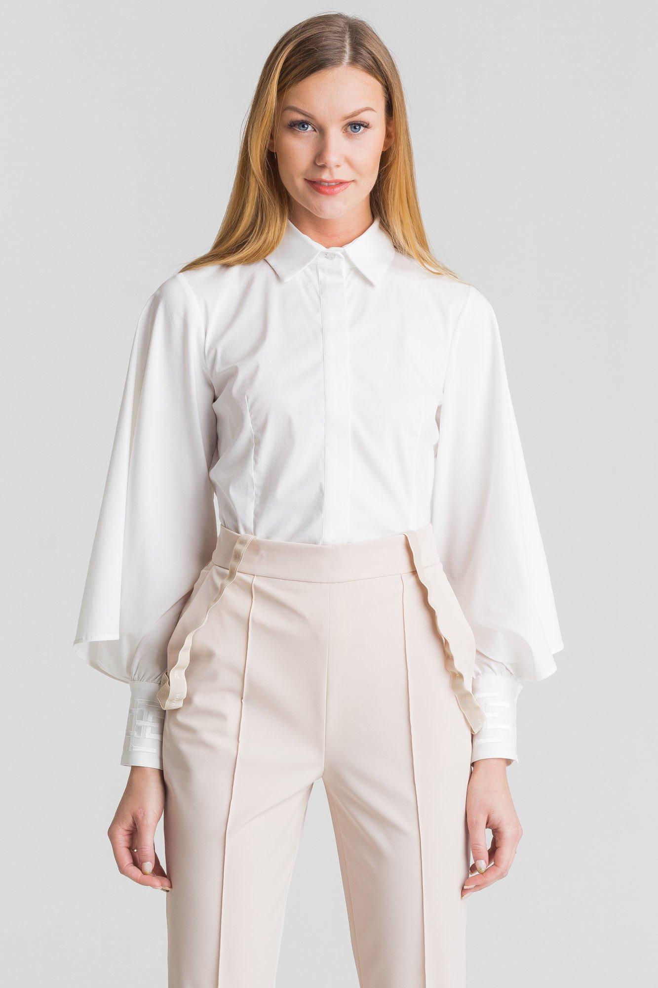 89afe3af143aac Białe body z długim rękawem   Marki Premium w sklepie Velpa.pl