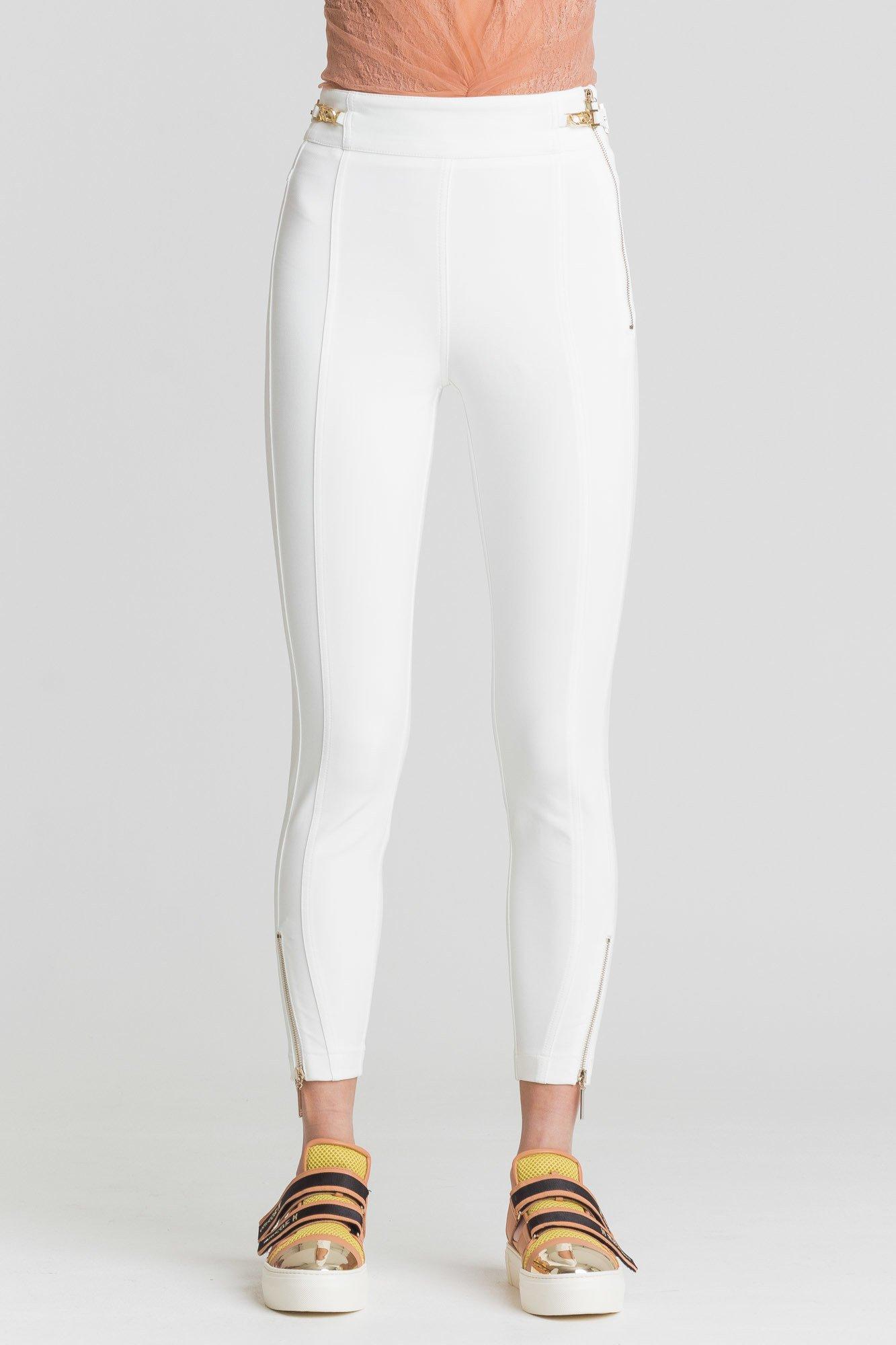 ... 7b7319184b91 Kremowe spodnie tkaninowe z paskiem Markowa odzież w  sklepie Velpa.pl  acc7486de342 CZARNE SPODNIE DRESOWE ... 0e2c72aa0fb