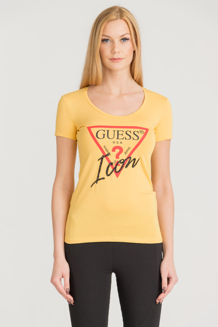 T-SHIRT ICON TEE Guess
